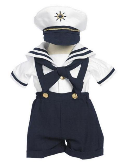 Childrens Sailor Outfits